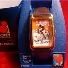 Vintage mint Lorus Disney Mickey Watch Barnyard Olympic MIB