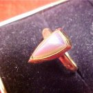 VINTAGE ESTATE SARAH COVENTRY OPAL RING