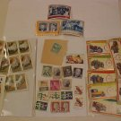 LOT OF VINTAGE COLLECTOR STAMP
