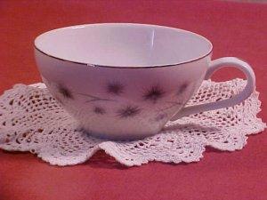 Creative Platinum Starburst Fine China of Japan Tea cup