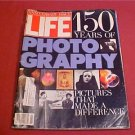 1988 LIFE MAGAZINE 150 YEARS OF PHOTO GRAPHY