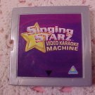 Singing Starz video Karaoke Machine Cart Volume 2