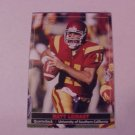MATT LEINART UNIVERSITY OF SOUTHERN CALIFORNIA CARD