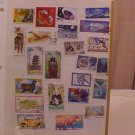 LOT #8 COLLECTOR CCCP STAMPS