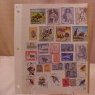 LOT #15  COLLECTOR STAMP SET