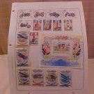LOT #16  COLLECTOR STAMP SET