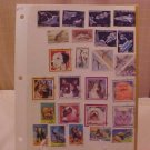 LOT #19  COLLECTOR STAMP SET