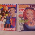 SPICE GIRLS MAGAZINE AND LARGE POSTER SPECIAL EDITION