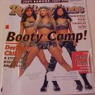 2001 ROLLING STONE MAGAZINE BOOTY CAMP