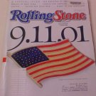 2001 ROLLING STONE MAGAZINE 9.11.01 SPECIAL ISSUE