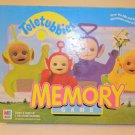 1999 TELETUBBIES MEMORY GAME COMPLETE