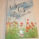 1972 SOMEONE CARES COLLECTED POEMS BY HELEN STEINER RICE BOOK HARDCOVER