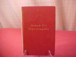 1930 ULPENTRAGODIE RICHARD DOB GERMAN ANTIQUE BOOK