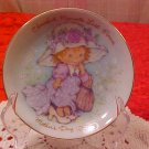 1981 AVON MOTHER'S DAY PLATE CHERISHED MOMENTS