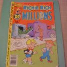 1980 Richie Rich Millions #103 comic book