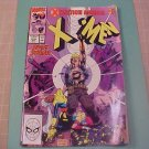 1990 X-Men X-Tinction Agenda Part 1 Marvel comic book