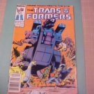 1987 THE TRANSFORMERS MORE THEN MEETS THE EYE COMIC