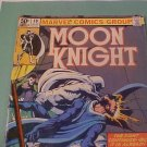 1981 MARVEL COMIC BOOK #10 MOON KNIGHT FIGHT CONTINUES
