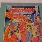 1983 The Fury Of Firestorm #17 Nuclear man comic book