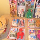 LOT OF 8 TY MCDONALD BEANIE BABIES MIP 1999-2000