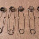 Vintage Lot of 5 SHURLITE & Weldit Detroit welding spark starter