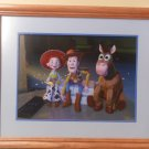 2000 TOY STORY 2 EXCLUSIVE DISNEY PRINT LITHOGRAPH