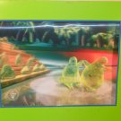 Disney Store Flubber Disney Lithograph with gold seal