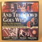 1999 And The Crowd Goes Wild Relive Sporting Events Ever Broadcast book and CDs