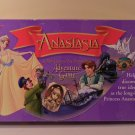 1997 Anastasia Adventure Board Game from RoseArt COMPLETE
