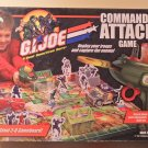 2002 G.I. Joe Commando Attack Board Game