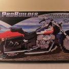 2001 Mega Bloks Pro Builder Harley Davidson Softail #9771