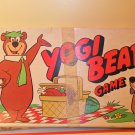 1980 YOGI BEAR Board Game COMPLETE Milton Bradley Hanna-Barbera Cartoon