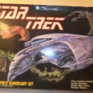 1989 STAR TREK 3 Piece Adversary Model Set
