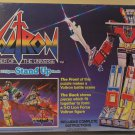 1984 Voltron Defender Of The Universe 3-D Stand Up Puzzle Playset
