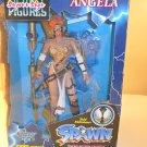 MIB 1996 Spawn Super Size Figures Angela Mcfarlane Toys Ultra Action Figure