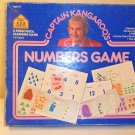 1987 School Zone CAPTAIN KANGAROO'S NUMBERS GAME GAMES