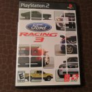 PlayStation 2 Ford Racing 3 game