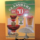 2000 Collectible Glasswear From 40's 50's 60's 5th Edition by Jene Florence