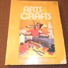 Complete Illustrated Library Of Arts & Crafts Book