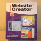 NIB Perfect Website Creator Netzero 2004
