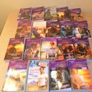 Lot of 19 Harlequin Intrigue Breathtaking Romantic Suspense Books