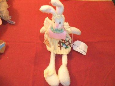 Primitive Decor Ms. Holly the Rabbit