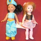 Set of 2 Mcdonald's Madame Alexander Dolls