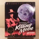 Under A Killing Moon A Tex Murphy Mystery + Manual PC CD solve detective game!