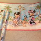 Lot of 3 Rolls of Disney Prepasted Strippable washable Vinyl wallcovering