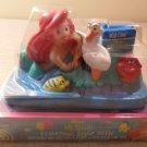 MIP Vintage 1990's Disney Little Mermaid Floating Soap Dish