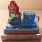 Vintage 1990's Disney Little Mermaid Sea Sparkle Bath Set MIP