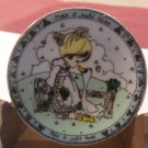 Precious Moments Miniature Plate Make A Joyful Noise