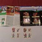 Vintage Keebler stickers