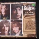 1999 The Beatles 16-Month Calendar MIP